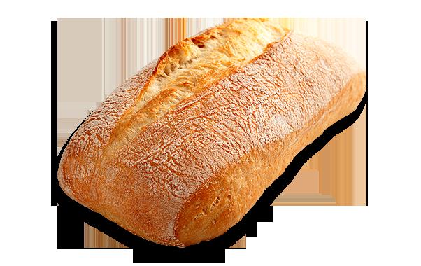 tjock av bröd